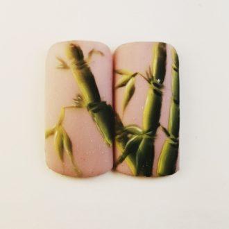 5 бамбук дизайн на типсе